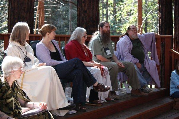 Panel of Druids