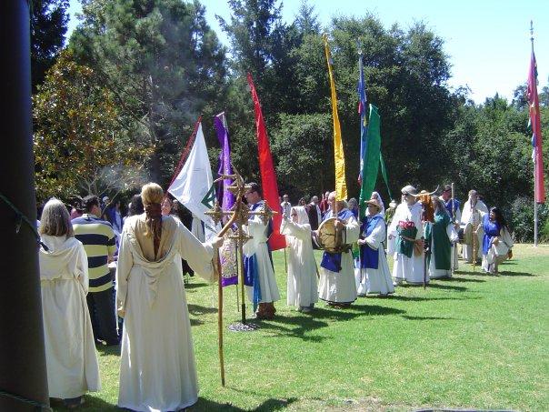 Druid Procession